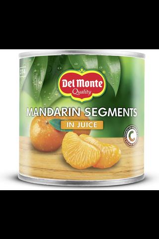 Del Monte 298g mandariinilohkoja mehussa