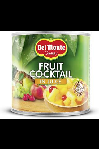 Del Monte 415g hedelmäcocktail mehussa