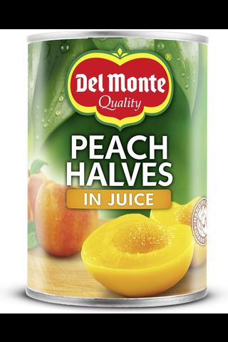 Del Monte 415g persikanpuolikas mehussa