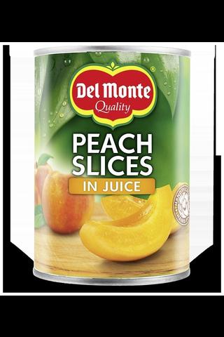 Del Monte 415g persikkaviipale mehussa