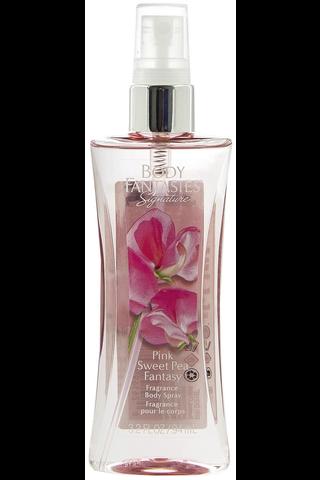 Body Fantasies 94ml Signature Pink Sweet Pea Fantasy tuoksusuihke
