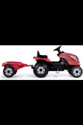 Smoby Farmer XL traktori + peräkärry