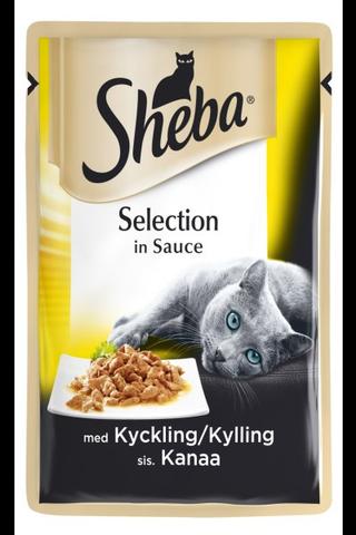 Sheba Selection Kana 85g