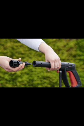 Bosch adapteri painepesuriin Kärcher-tarvikkeille