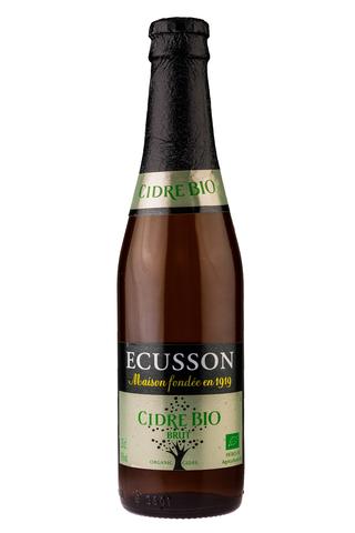 Ecusson 33cl Bio Brut 4,5% pullo siideri