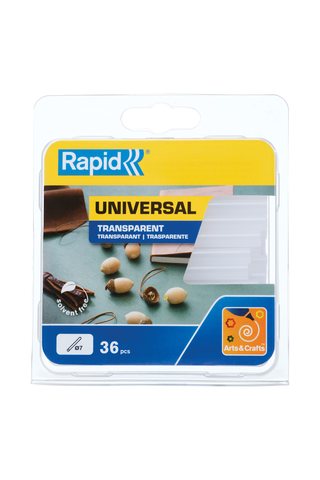 Rapid 125g kuumaliima 7mm yleiskäyttö