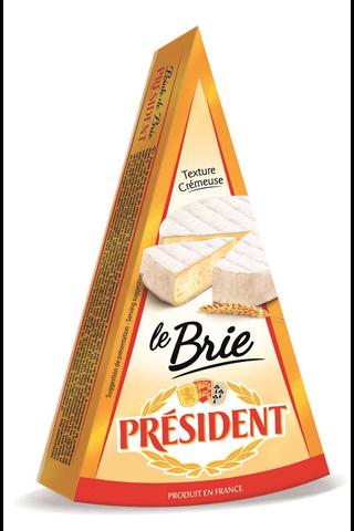 Président 200g Brie Juusto kiilapala