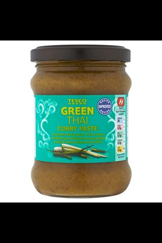 Tesco 220g vihreä currytahna
