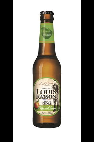 Louis Raison Crisp 5,5% 33cl siideri