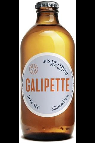 Galipette Non-Alc 0% 330ml siiderijuoma-pullo