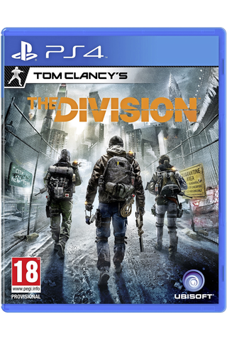 PlayStation 4 peli The Division