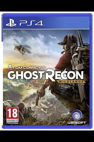 PlayStation 4 Tom Clancy's Ghost Recon: Wildlands