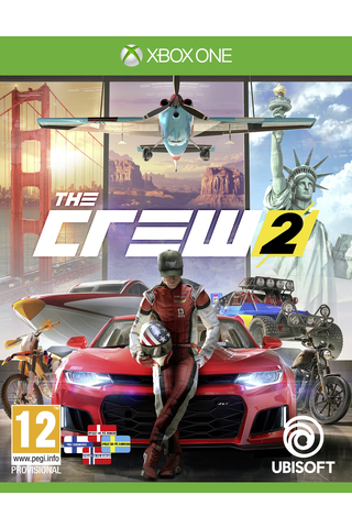 Xbox One peli The Crew 2