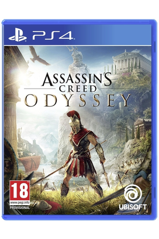 PlayStation 4 Assassin's Creed: Odyssey