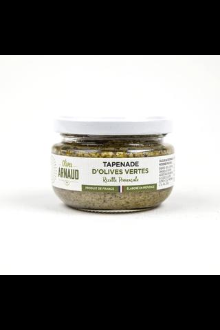 Vihreä Tapenadi