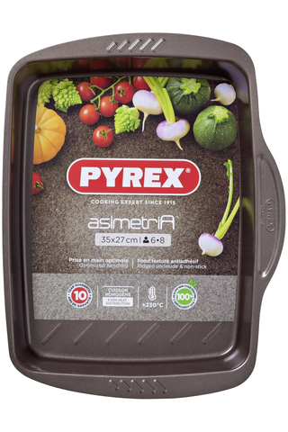 Pyrex Asimetria uunivuoka 40x31cm