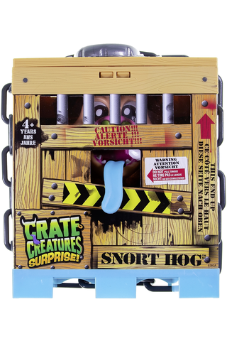 Crate Creatures Snort Hog