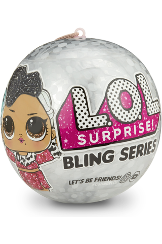 L.O.L.Surprise Dolls Bling SK