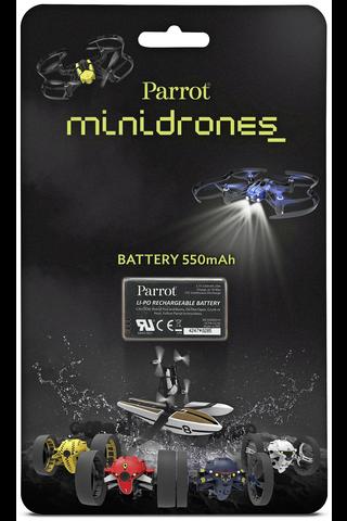 Parrot Minidrones akku