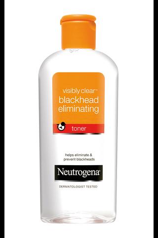 Neutrogena Visibly Clear C 200ml Blackhead Eliminating Toner kasvovesi