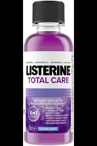 Listerine 95ml Total Care suuvesi
