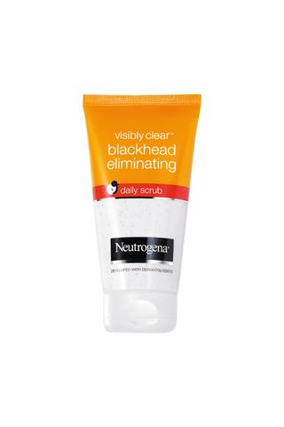Neutrogena  Visibly Clear 150ml Blackhead Eliminating Scrub kuorintavoide