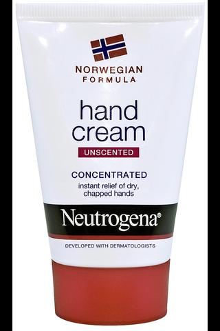 Neutrogena® Norwegian Formula  50 ml Hand Cream unscented hajustamaton käsivoide 50ml