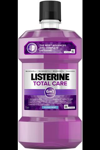 Listerine 1000ml Total Care suuvesi