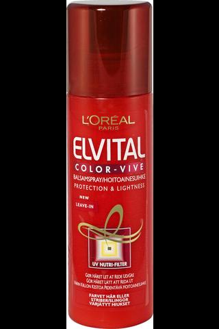 L'Oréal Paris Elvital 200ml Color Vive Hoitoainesuihke