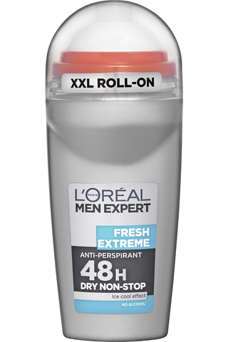L'Oréal Paris Men Expert 50ml Deo Roll-On Fresh Extreme 48h Anti-Perspirant