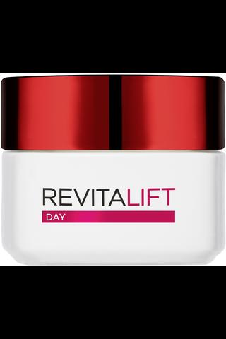 L'Oréal Paris Revitalift ryppyjä silottava ja ihoa kiinteyttävä päivävoide 50ml
