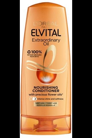 L'Oréal Paris Elvital 200ml Extraordinary Oil Hoitoaine normaaleille ja kuiville hiuksille