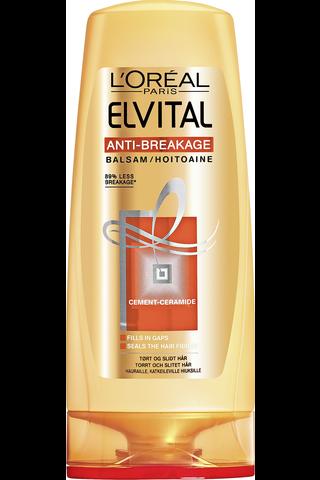L'Oréal Paris Elvital 200ml Anti-Breakage hoitoaine kuiville ja katkeileville hiuksille