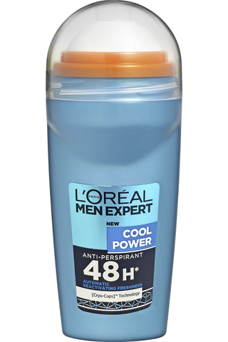 L'Oréal Paris Men Expert 50ml Cool Power Roll-on Antiperspirantti