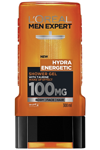 L'Oréal Paris Men Expert 300ml Hydra Energetic suihkugeeli