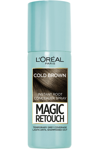 L'Oréal Paris Magic Retouch Cold Brown Suihkutettava tyvisävyte 75ml