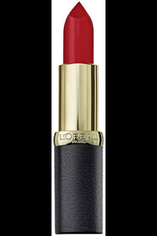 L'Oréal Paris Color Riche Matte Addiction 346 Scarlet Silhouet -huulipuna