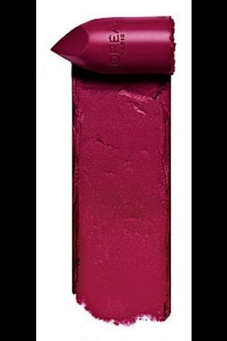 L'Oréal Paris Color Riche Matte Addiction 463 Plum Tuxedo -huulipuna