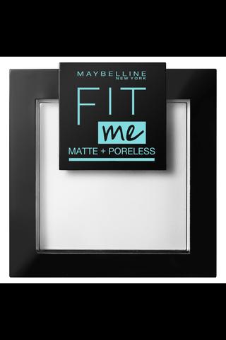 Maybelline New York Fit Me Matte + Poreless 090 -puuteri