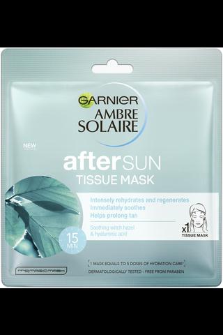 Garnier Ambre Solaire 32g After Sun -kangasnaamio