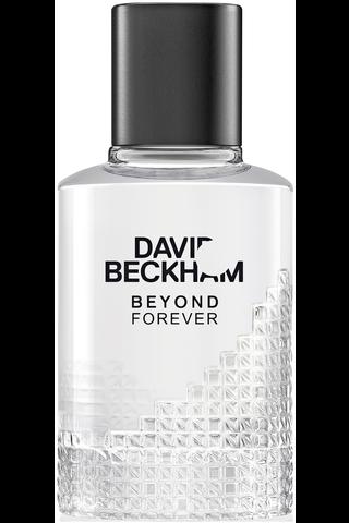 David Beckham 40ml Forever Beyond EdT hajuvesi