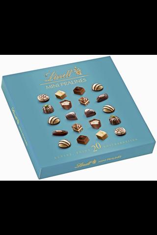 Lindt Mini Pralines 100g mix suklaakonvehti