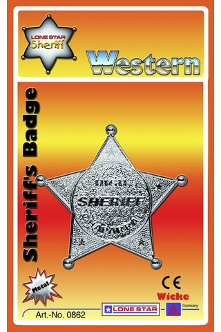 Wicke sheriffin merkki