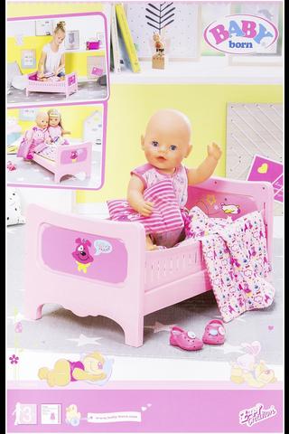 Baby Born sänky