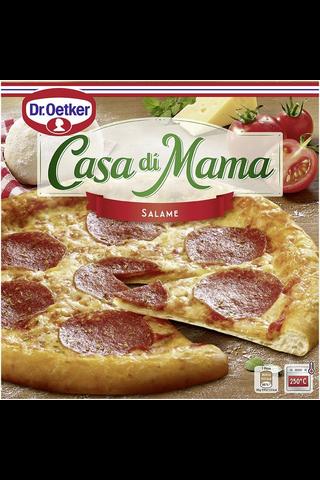 Dr. Oetker Casa di Mama Salame pakastepizza 390 g