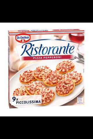 Dr. Oetker Ristorante Piccolissima Pepperoni pakastepizza 216 g