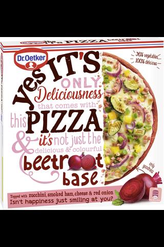 Dr. Oetker Yes its pizza 315g Beetroot Base pakastepizza