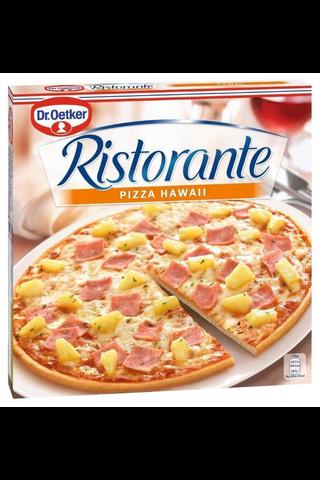Dr. Oetker Ristorante Hawaii pakastepizza 355 g