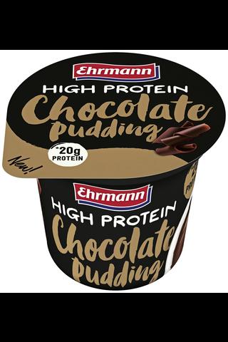 High Protein Pudding suklaa 200 g