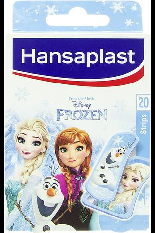 Hansaplast 20kpl Kids Disney Frozen -lastenlaastari